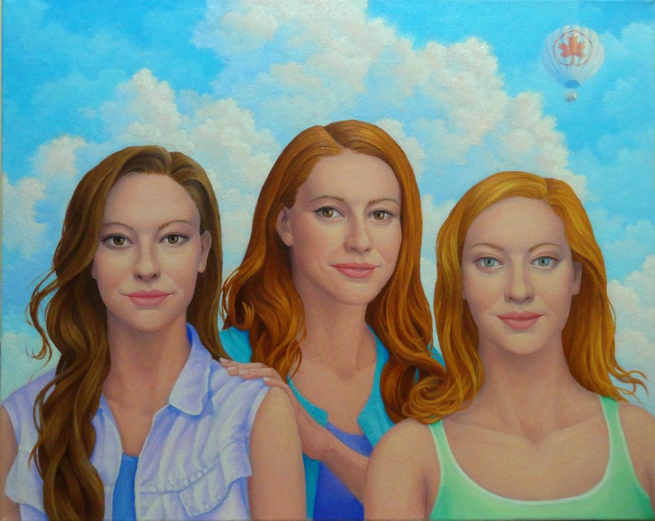 Les Demoiselles Rousseau