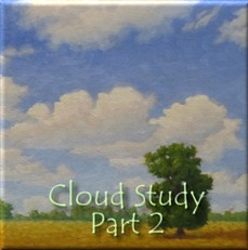 Cloud Study in Oil: Part 2
