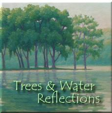 Trees & Water: Oil